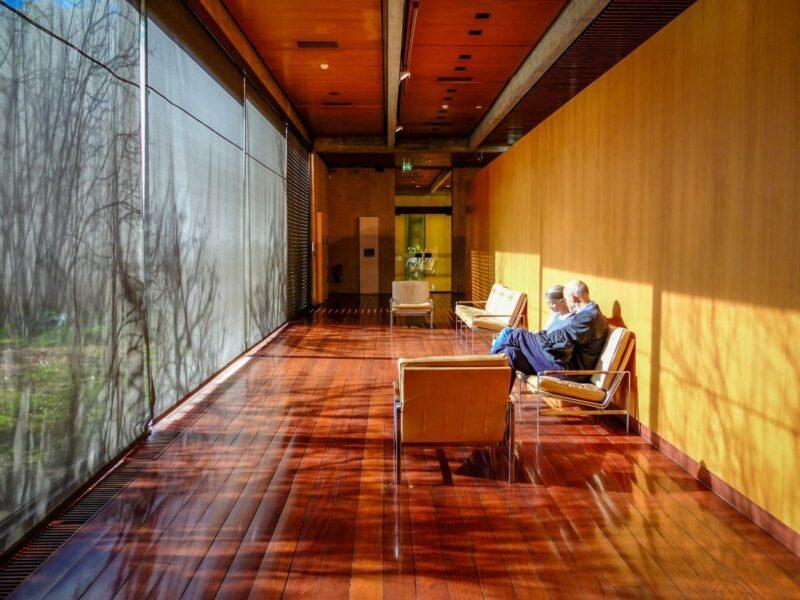 Fondazione Gulbekian a Lisbona