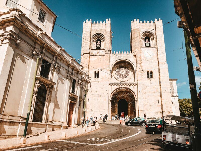 Lisbona- Cattedrale la Sé
