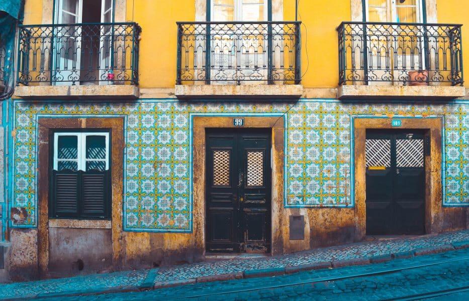 Cosa vedere a Lisbona- maioliche