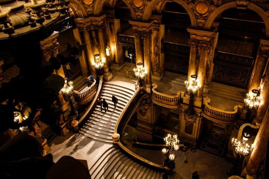 Parigi insolita - Palais Garnier Opera