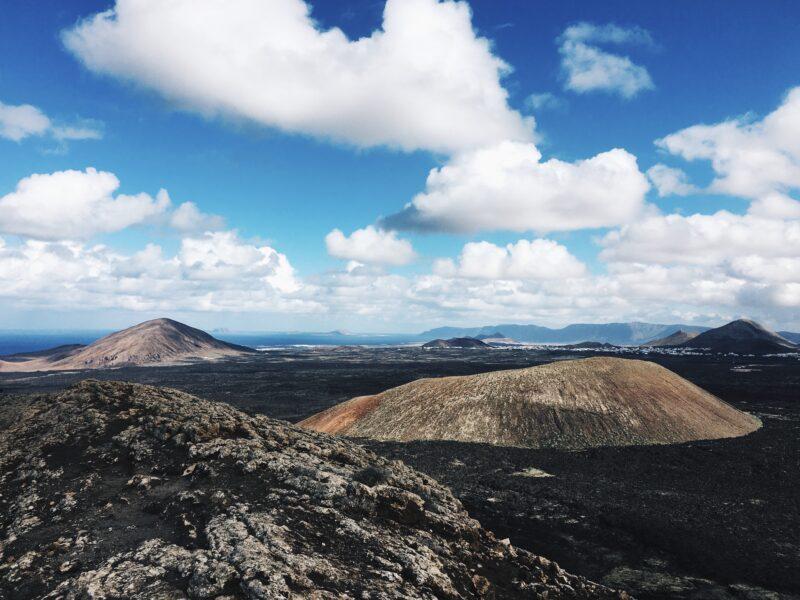 Caldera Blanca - Lanzarote