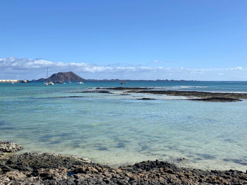 Cosa vedere a Fuerteventura - spiaggia di Corralejo