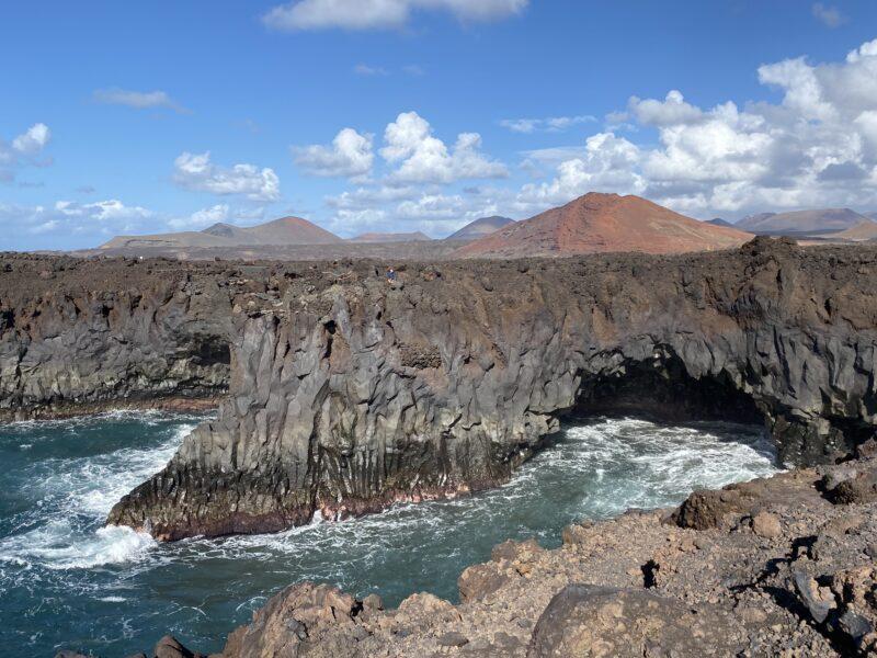 trekking parco dei vulcani - lanzarote