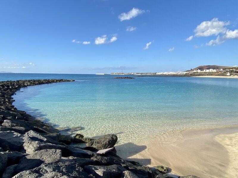 Spiagge di Lanzarote-Playa Dorada