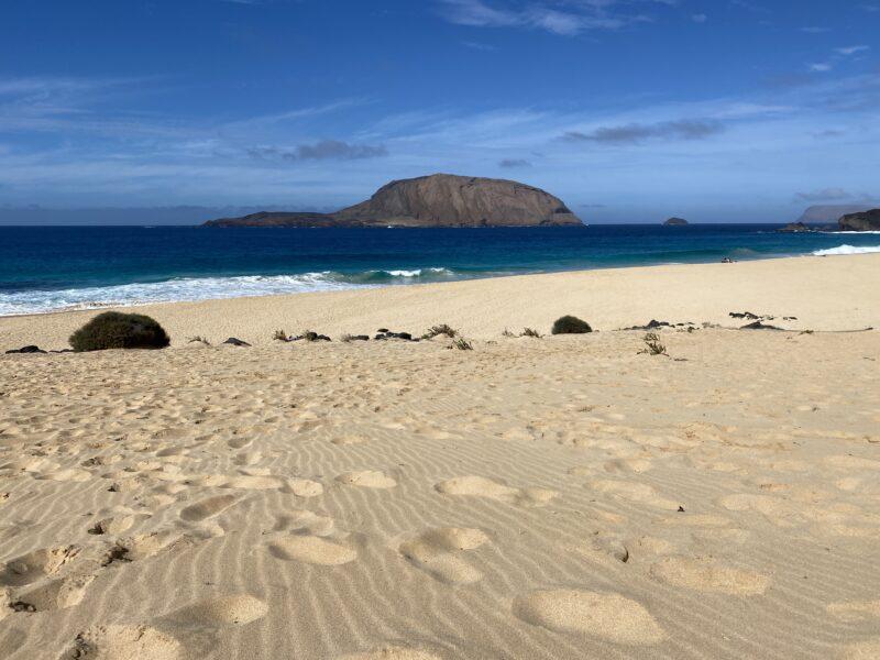trekking a Lanzarote - La Graciosa