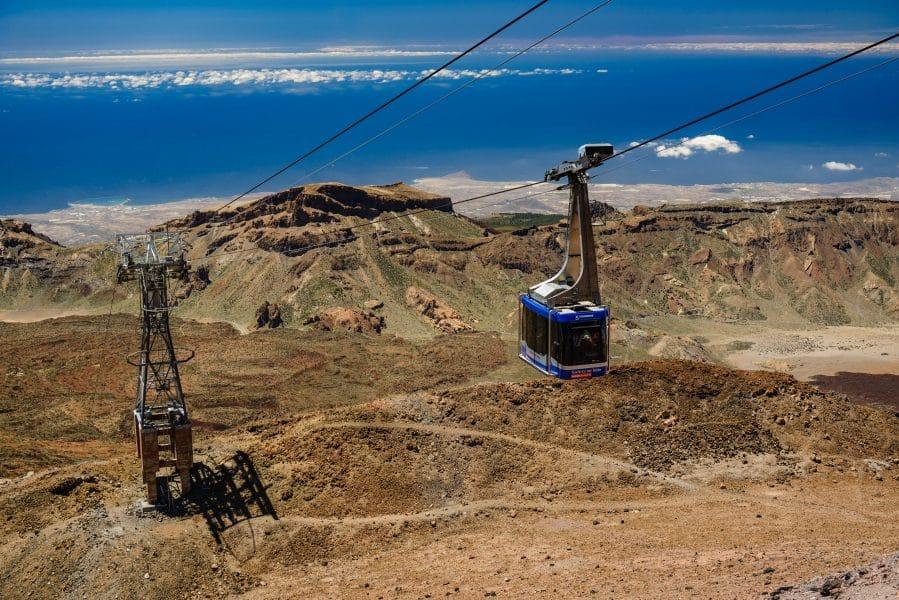 Tenerife- lavorare dalle canarie