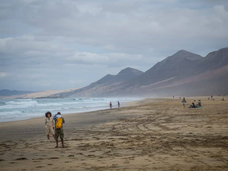 Fuerteventura- Playa de Cofete