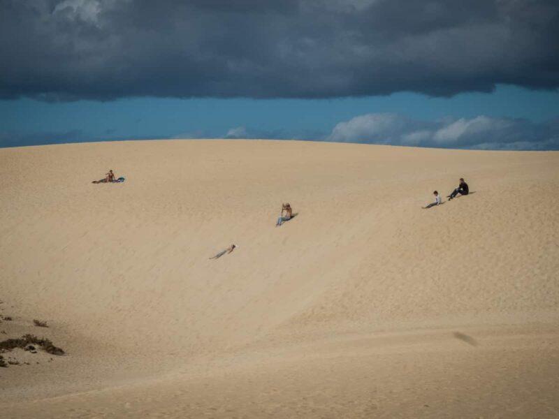 Cosa vedere a Fuerteventura - Las Dunas