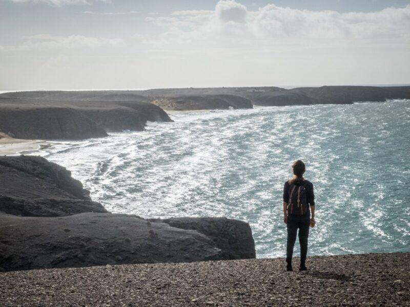 trekking Playa Papagayo - Lanzarote
