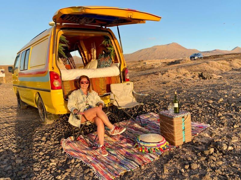 Come muoversi a Lanzarote- van
