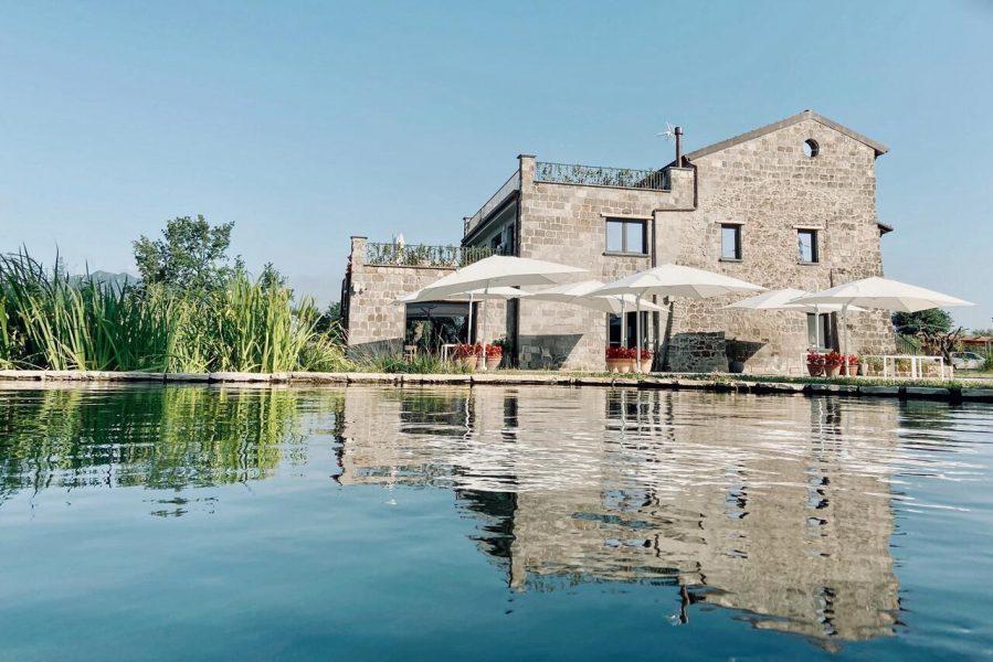 Agriturismi con piscina in Campania - I Cacciagalli