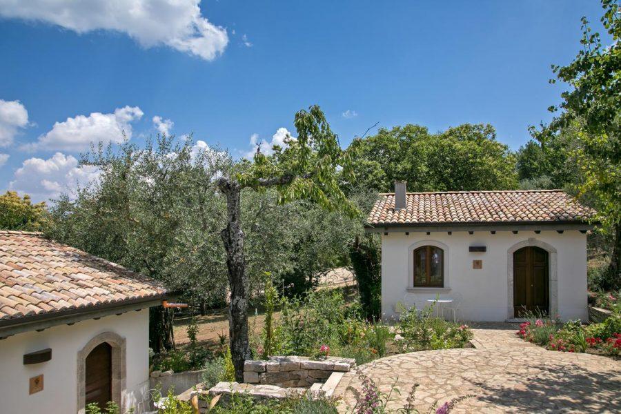 Agriturismo con piscina in Campania - Il Mulino della Signora
