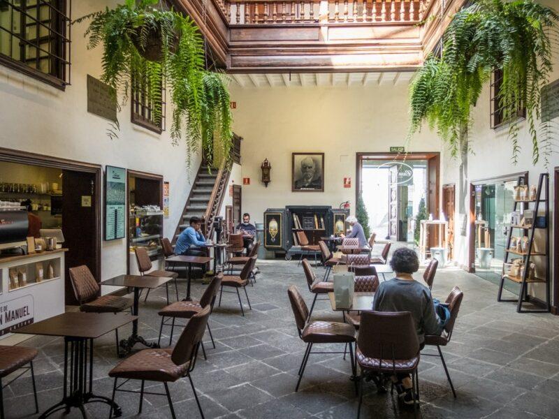Dove mangiare - El Cafè de Don Manuel