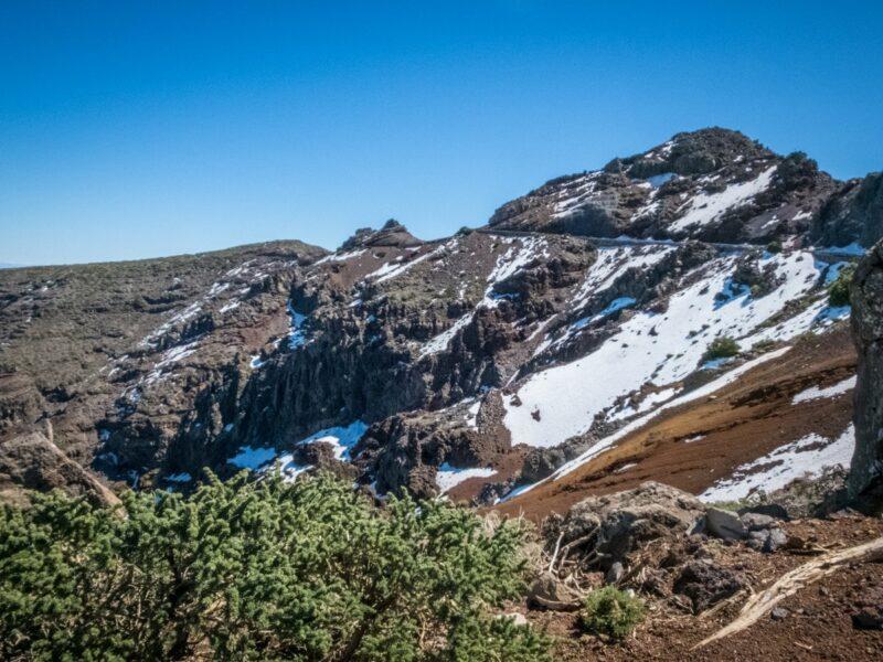 Cosa vedere a La Palma - Roques de los Muchachos