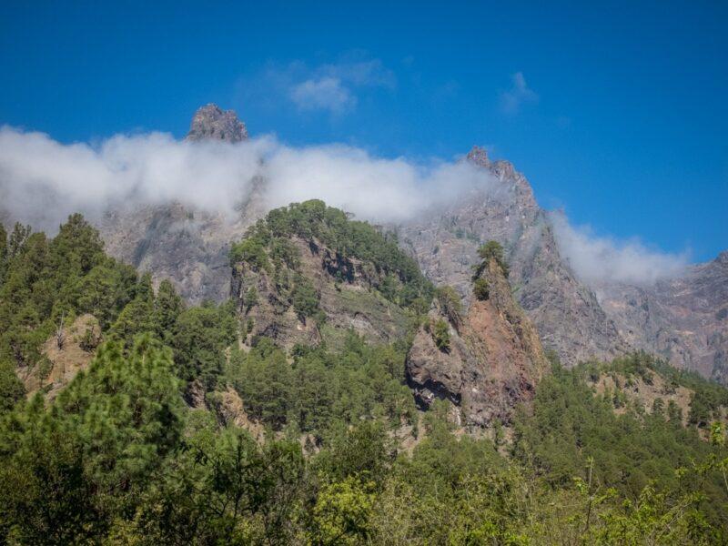 trekking a La Palma- Pico Bejenado