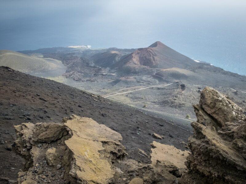 Cosa vedere a La Palma - volcan Teneguia