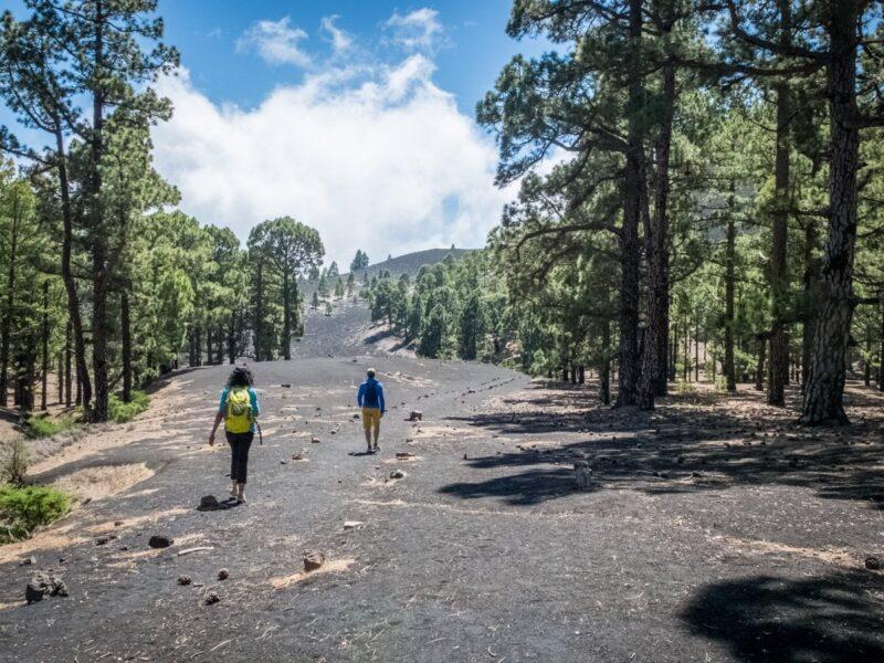 trekking La Palma - routa de los vulcanes