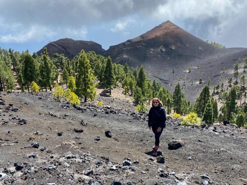 trekking a La Palma