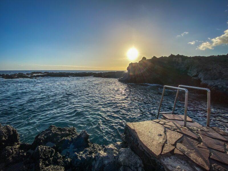El Hierro: piscine naturali di Tacoron