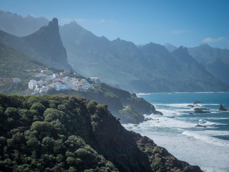 Tenerife - la costa nord