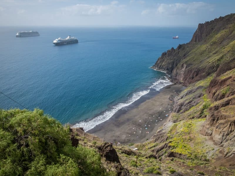 Playa de las Gaviotas - Tenerife