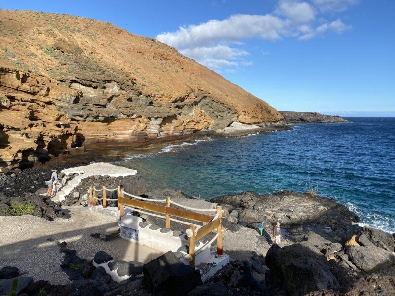 Playa Montana Amarilla - Tenerife