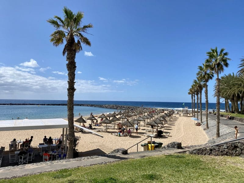 Spiagge più belle di Tenerife - El Camison