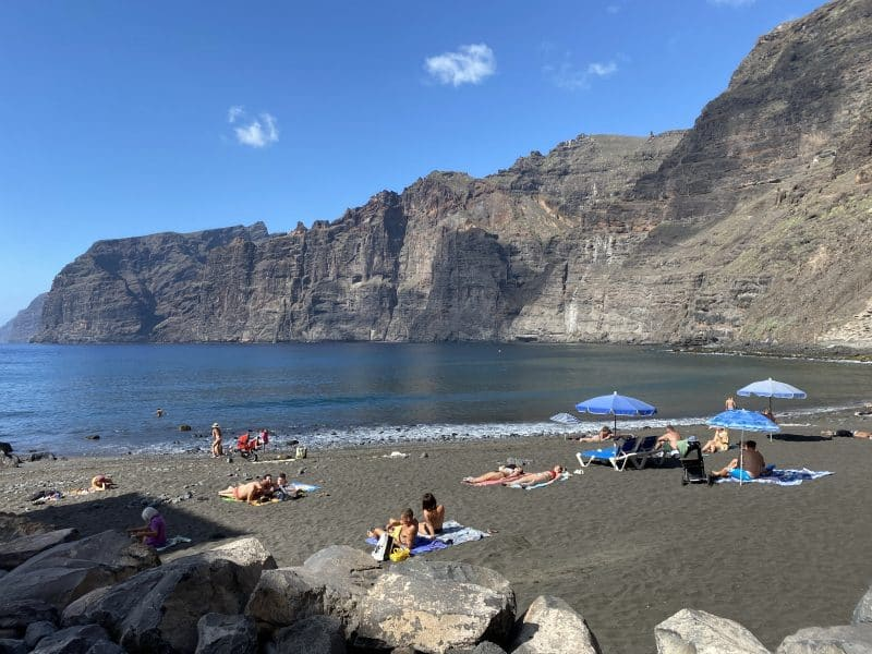 Playa de los Guios - Los Gigantes