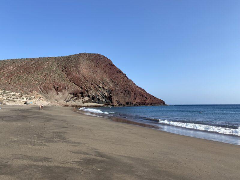 Spiagge più belle di Tenerife - Playa de la Teijta