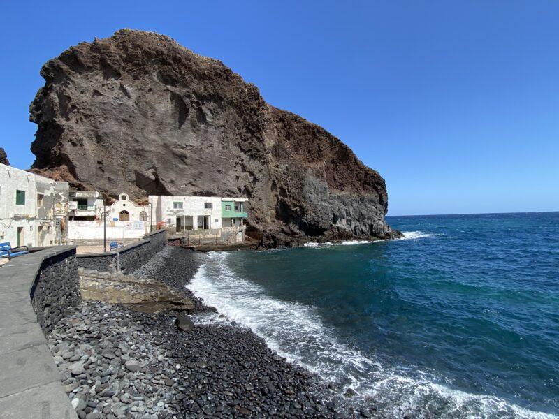 Playa de los Roques de Fasnia - Tenerife