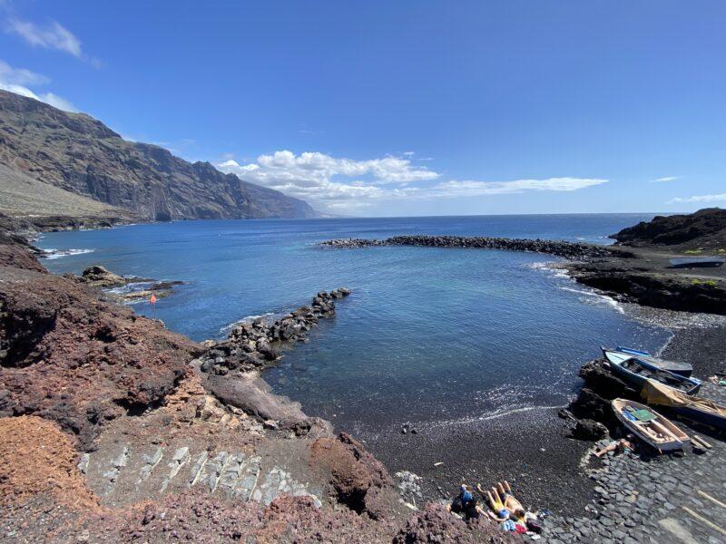 Playa Punta Teno - Tenerife