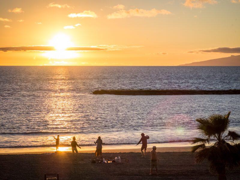 Tenerife - Playa Las Americas