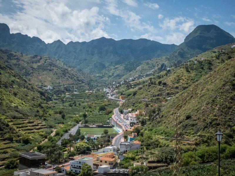 Cosa vedere a La Gomera - Valle di Hermigua