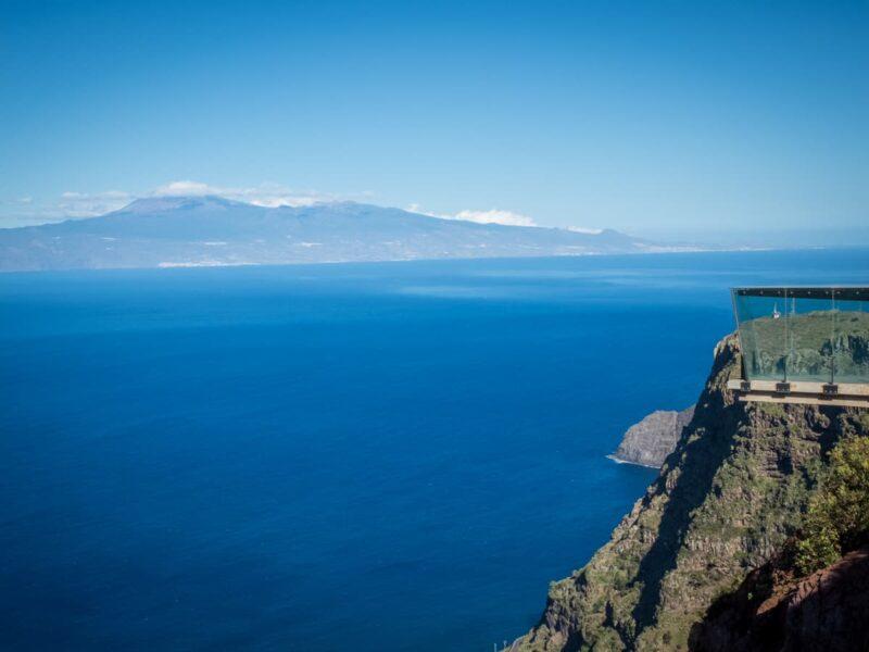 Mirador de Abrante - La Gomera