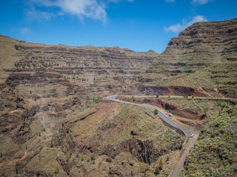 Cosa vedere a La Gomera - Valle Gran Rey