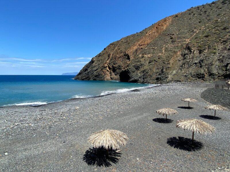 Playa de Vallehermoso - La Gomera