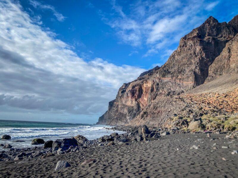 Playa del Ingles - - Valle Gran Rey - La Gomera