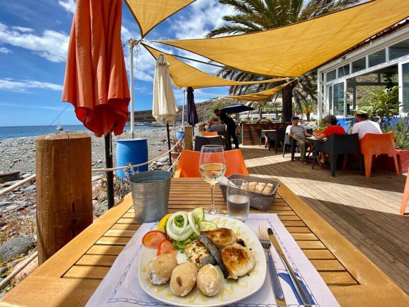 Dove mangiare a La Gomera