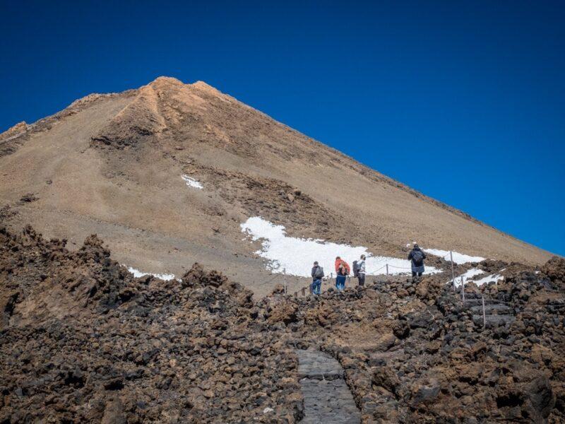 Trekking a Tenerife - Pico del Teide