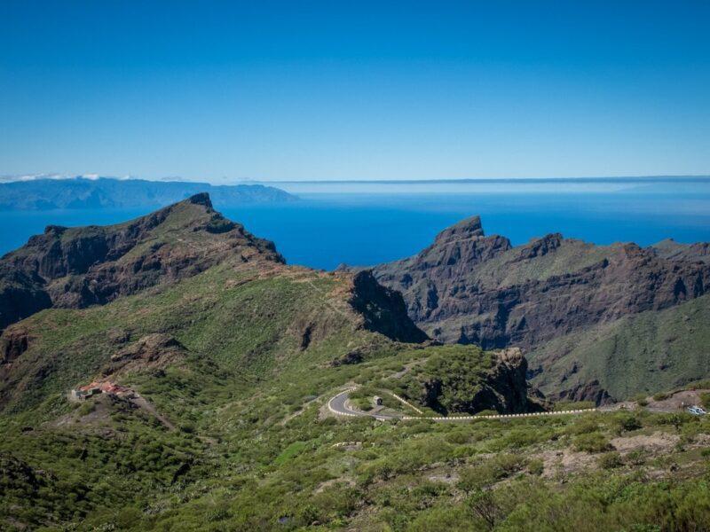 Cosa vedere a Tenerife Sud: Parque Rural de Teno