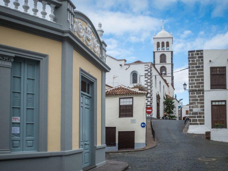 Cosa vedere a Tenerife Sud : Garachico