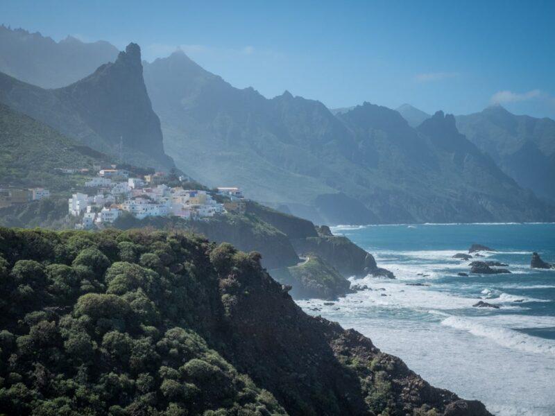 Taganana - Tenerife nord