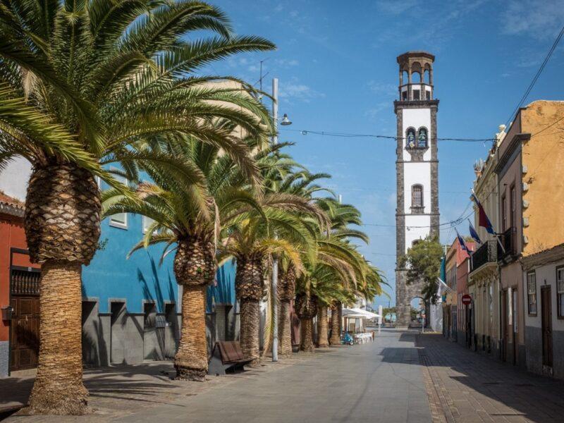 Cosa vedere a Tenerife nord - Santa Cruz de Tenerife