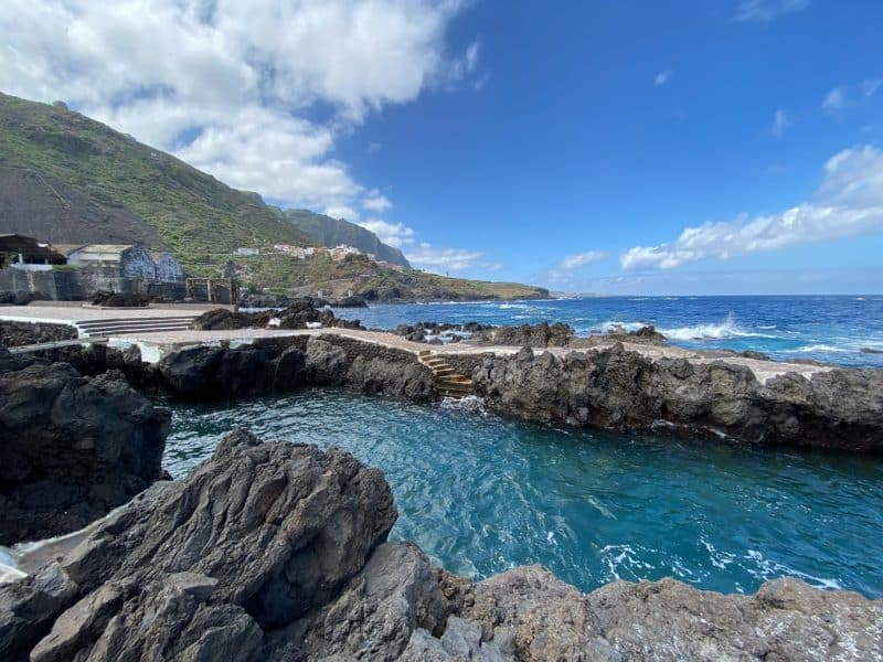 piscine naturali di Garachico - Tenerife