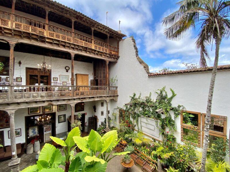 La Orotava - Casa de los Balcones
