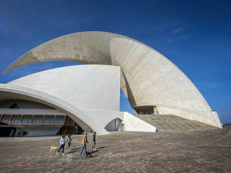 Auditorio di Calatrava - Santa Cruz de Tenerife
