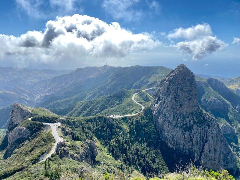 paesaggio de La Gomera
