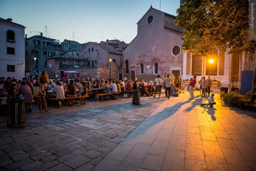 Campo San Polo - Venezia
