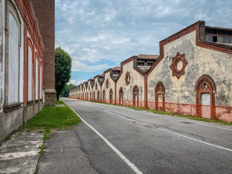 Gita fuori porta da Milano- Crespi d'Adda