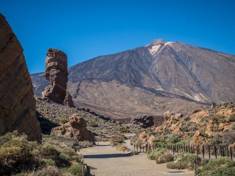 Trekking Tenerife - Roques de Garcia